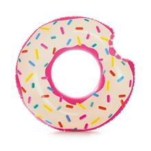 Intex  Inflatable Float Ring Donut Tube for Pool and Water 56265